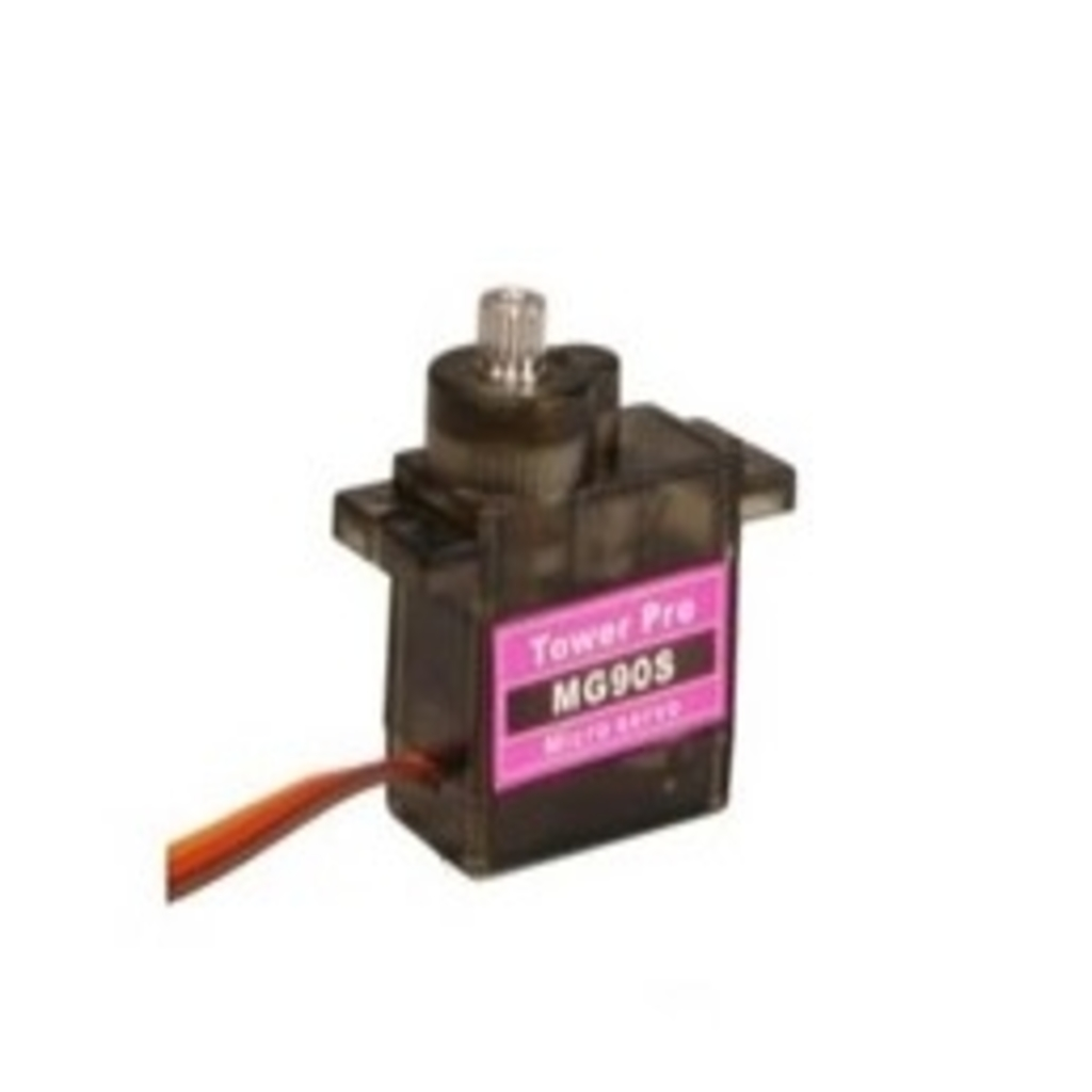 Micro Servo Motor - Metal Gear, 180, MG90
