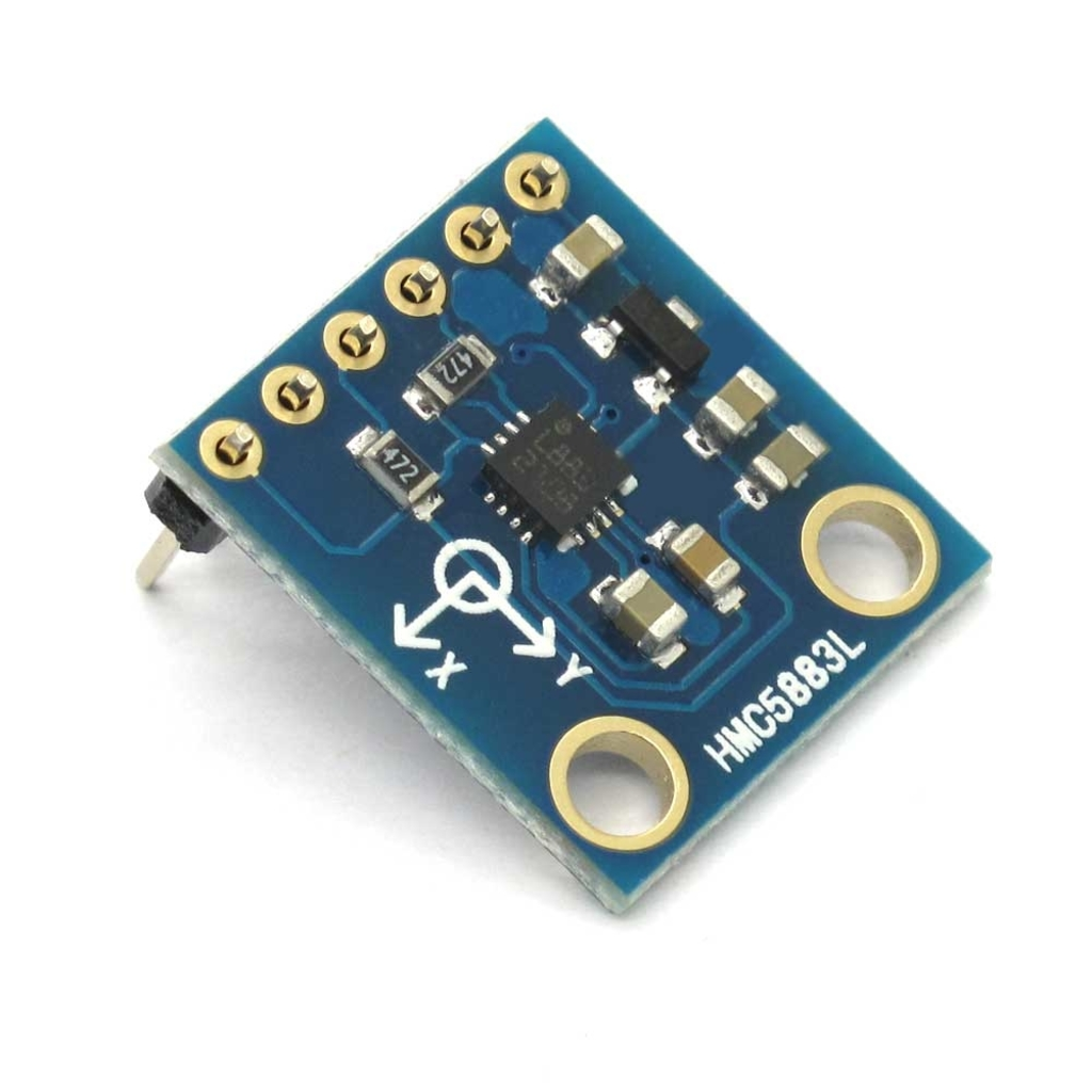 Triple Axis Magnetometer Module