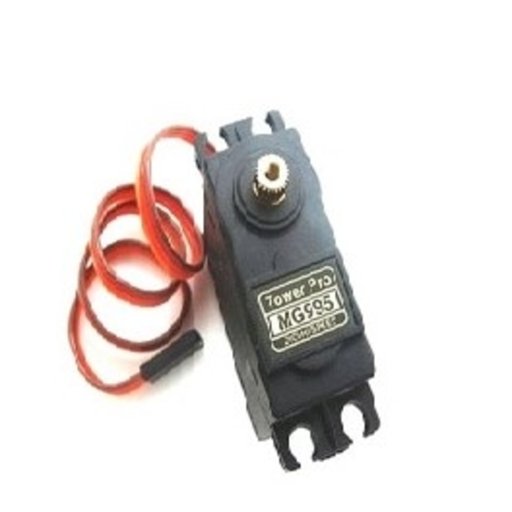 Servo Motor - Metal Gear, 180, MG995