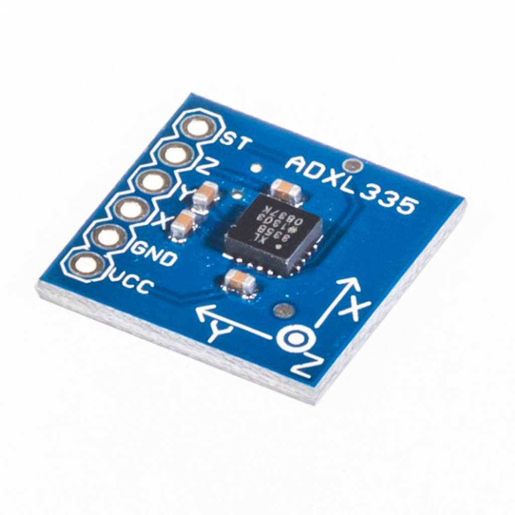 Triple Axis Accelerometer Module