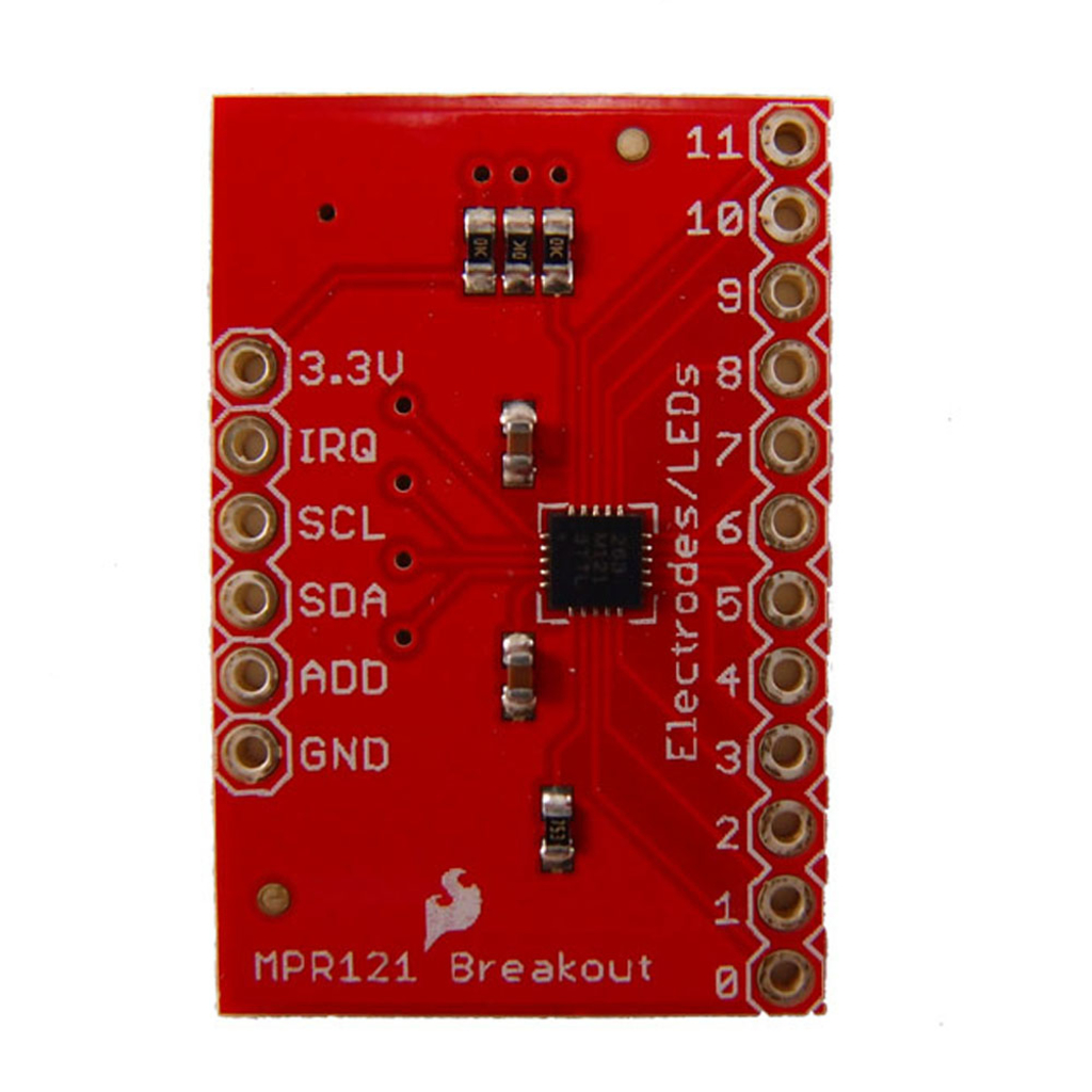 Capacitive Touch Sensor Module MPR121