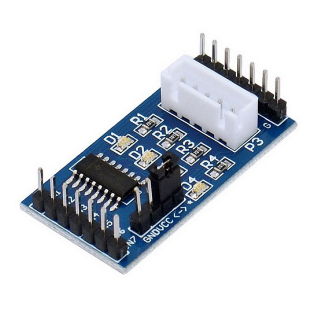 Stepper motor with Driver Board