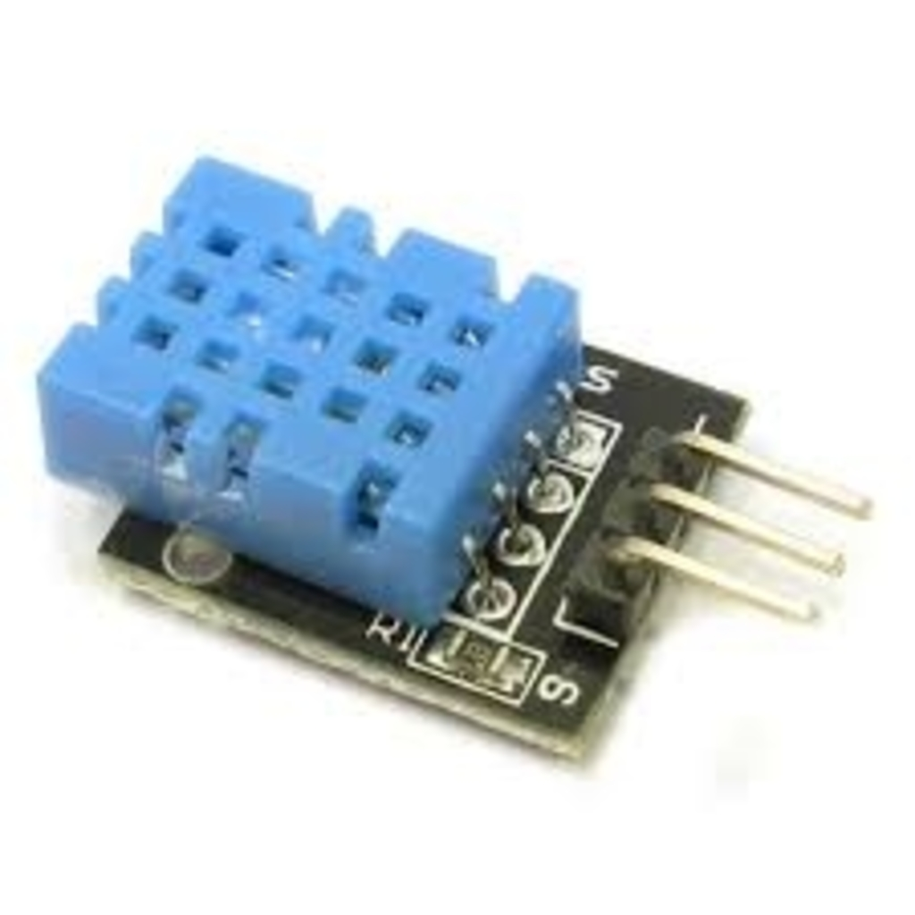 Temperature & Humidity Sensor DHT 11