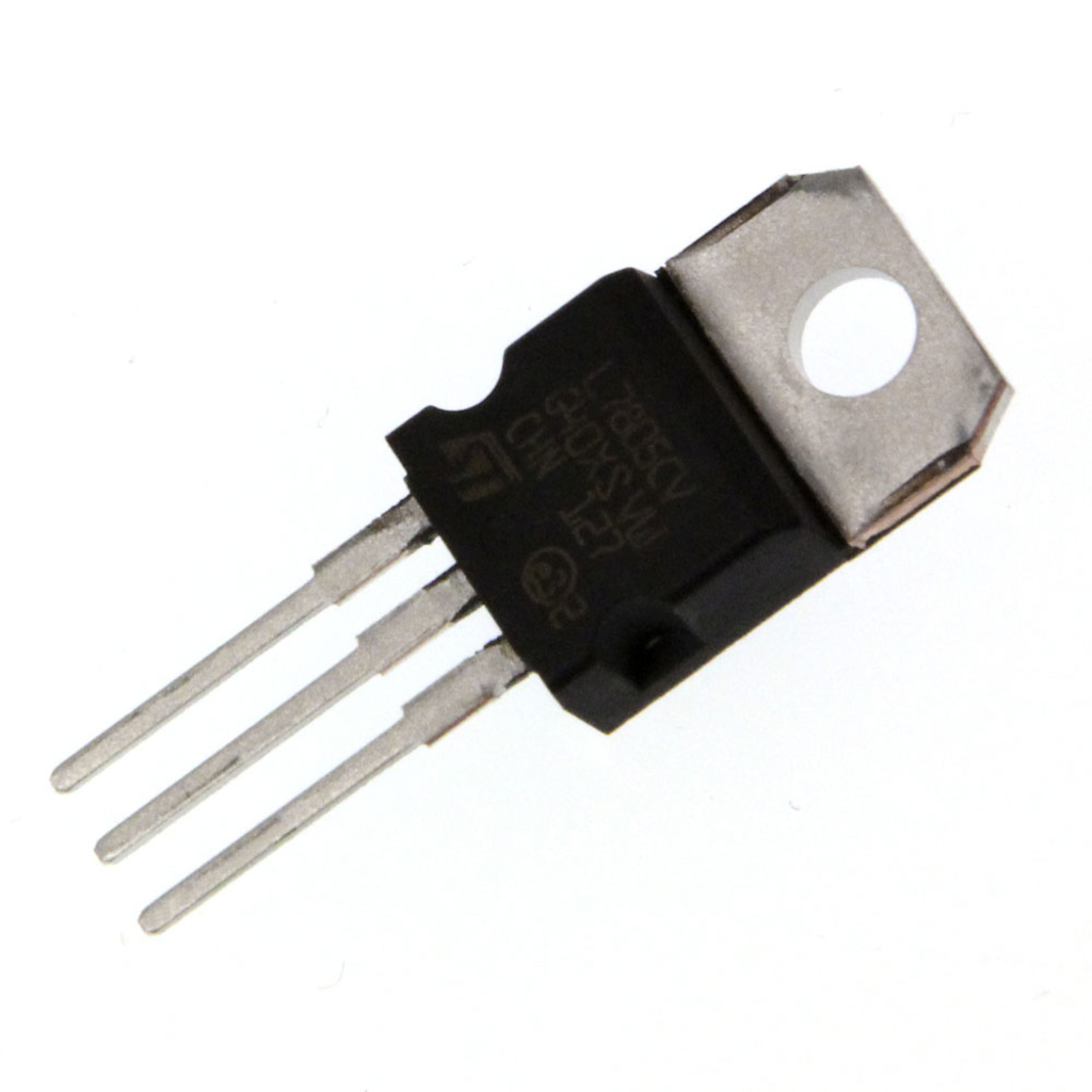 Voltage Regulator 7805, 7809, 7812