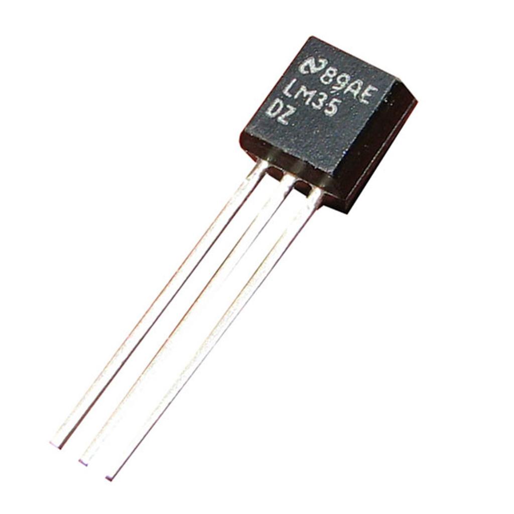 Temperature Sensor LM35