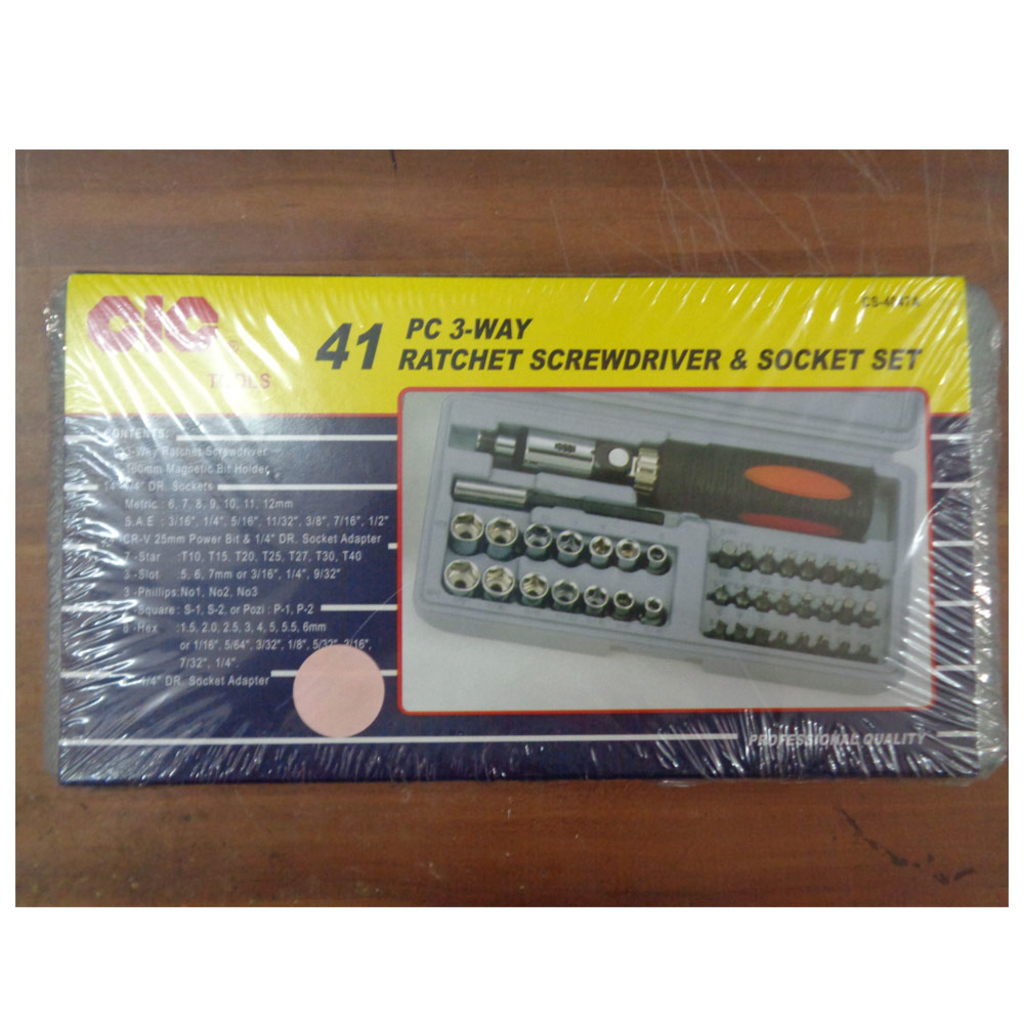 Screwdriver Set Multi-purpose