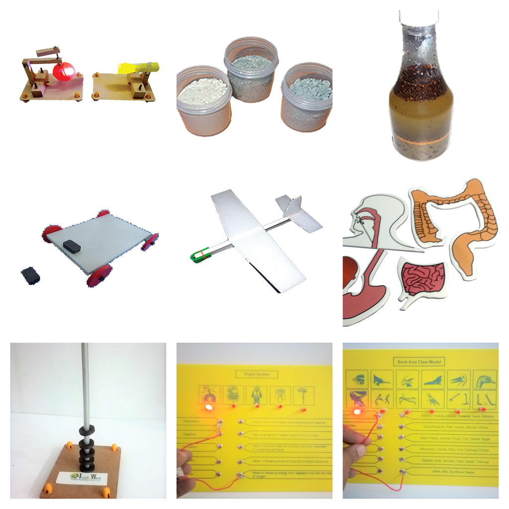 Science Kit Grade III